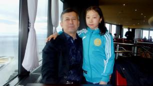Выступление фигуристки Турсынбаевой на чемпионате Казахстана аннулировали