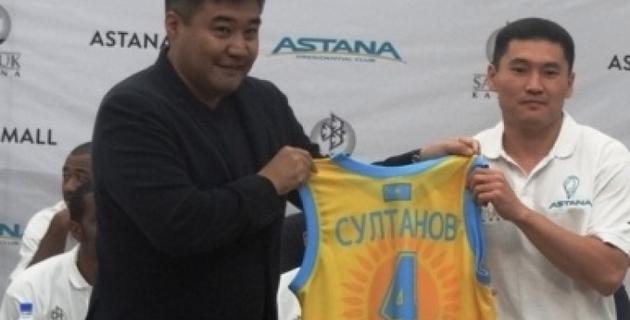 """Баскетболист """"Астаны"""" вошел в число самых маленьких игроков в истории Единой Лиги ВТБ"""