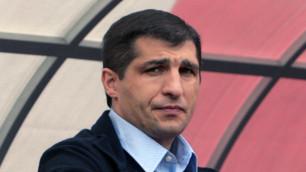 """Футбольный """"Жетысу"""" оштрафовали почти на миллион тенге"""