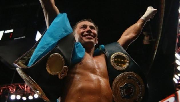"USA TODAY назвало Головкина ""Боксером года"""