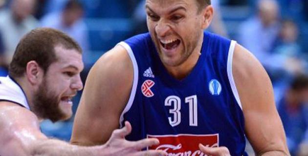 """Астана"" объявила о подписании контракта с баскетболистом сборной Хорватии"