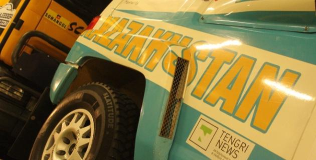 Казахстанцы остались довольны результатом первой части Africa Eco Race