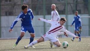 """Защитник """"Жетысу"""" находится на просмотре в азербайджанском клубе"""