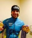 Казахстанский конькобежец Бабенко стал трехкратным чемпионом Азии