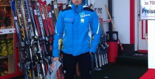 Стал известен знаменосец сборной Казахстана на открытии Олимпиады в Сочи