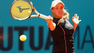 Пятая ракетка мира не пустила Путинцеву во второй круг Australian Open