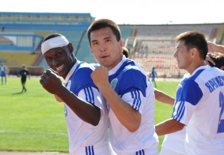 Шымкентский футбольный клуб ордабасы