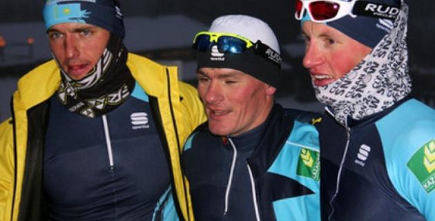 Сборная Казахстана по лыжным гонкам определилась с предварительным составом на Олимпиаду