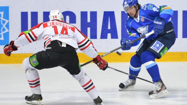"""""""Барыс"""" проиграл второй домашний матч подряд в КХЛ"""
