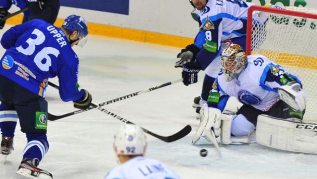 """""""Барыс"""" потерпел третье домашнее поражение подряд в КХЛ"""