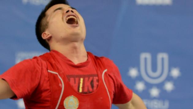 Казахстанского чемпиона Универсиады по тяжелой атлетике поймали на допинге