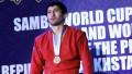 Казахстанский самбист Оспанов едва не лишился глаза на этапе Кубка мира