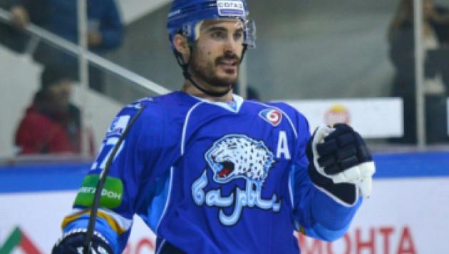 Боченски побил свой снайперский рекорд в КХЛ