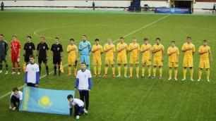 Кубок Содружества: Казахстан обыграл Латвию