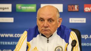 Кубок Содружества: Тренер Казахстана рассказал о победе над Латвией