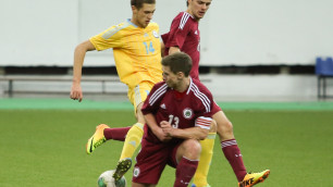 Кубок Содружества: Игрок сборной Казахстана претендует на победу в споре бомбардиров