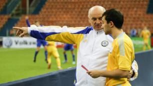 Тренер сборной Казахстана назвал полезным Кубок Содружества