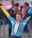 Денис Кузин стал первым на дистанции 1000 метров в Сочи