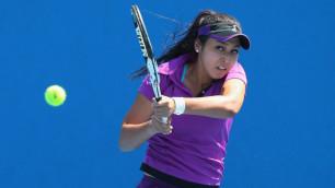 Федерация тенниса Казахстана уже два года как разорвала со мной контракт - Зарина Дияс