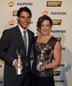 Рафаэль Надаль признан лучшим спортсменом года в Испании