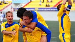 В Сербии перепутали казахстанские футбольные клубы