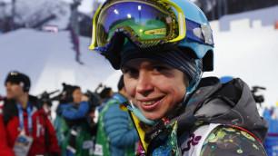 Олимпиада в Сочи: Юлия Галышева стала седьмой в могуле