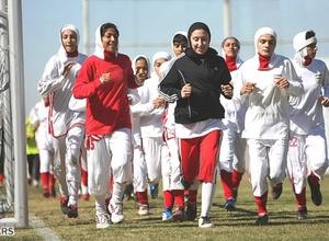 За женскую сборную Ирана по футболу играли мужчины