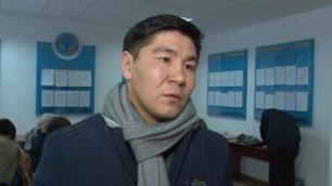 Боксера Сарсекбаева выселили из квартиры в Астане
