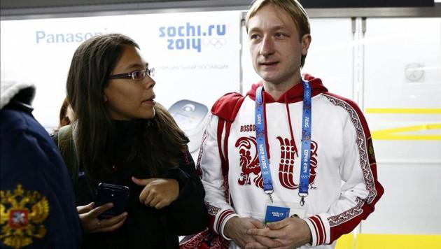 Евгений Плющенко будет выступать в шоу-программах