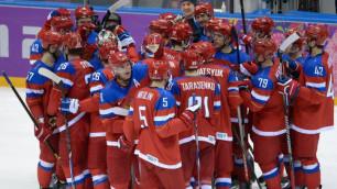 Определилась сетка плей-офф олимпийского хоккейного турнира