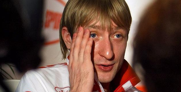 Меня вынудили выйти на лед - Евгений Плющенко