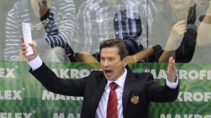 Вячеслав Быков оценил шансы российских хоккеистов на победу в Сочи