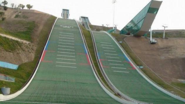 Подрядчика лыжных трамплинов в Алматы обвинили в присвоении 600 миллионов тенге