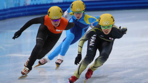 Шорт-трекистка Симонова не пробилась в 1/4 финала в забеге на 1000 метров в Сочи