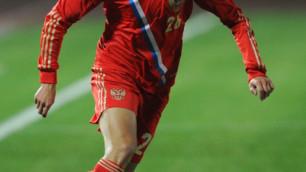 Капелло вызвал Черышева на матч с Арменией