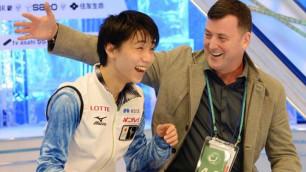 Тренер Юдзуру Ханю видит в казахстанской фигуристке задатки олимпийской чемпионки