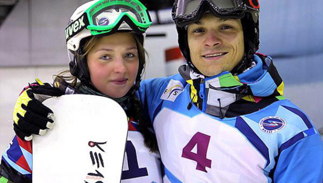 Швейцарка Куммер и россиянин Уайлд стали олимпийскими чемпионами по сноуборду