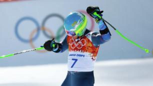"""Горнолыжник принес США седьмое """"золото"""" Олимпиады в Сочи"""