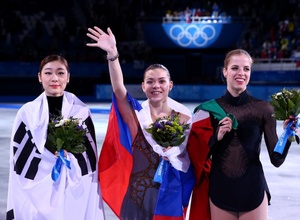 Перед произвольной программой фигуристок на Олимпиаде произошла замена судей