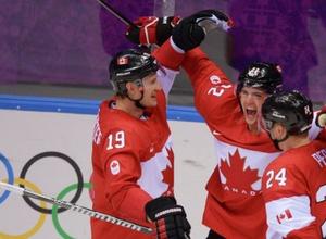 Канадские и шведские хоккеисты сыграют в финале Олимпиады в Сочи