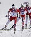 Норвежские лыжницы заняли весь пьедестал Олимпиады в масс-старте на 30 километров