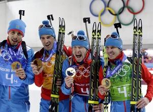 Итоги 15-го медального дня Олимпиады в Сочи