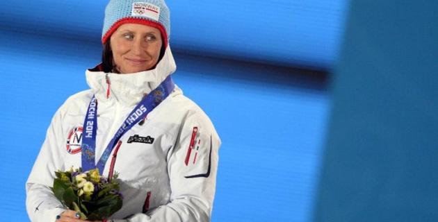Норвежскую лыжницу Бьорген могут лишить золотых медалей в Сочи