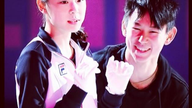 Денис Тен рассказал об отношениях с Ю На Ким