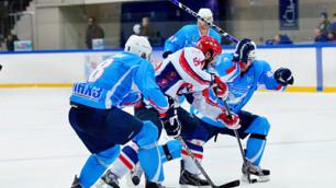 Определились все участники плей-офф чемпионата Казахстана по хоккею