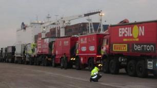 """В грузовике ралли """"Дакар-2014"""" нашли почти полторы тонны кокаина"""