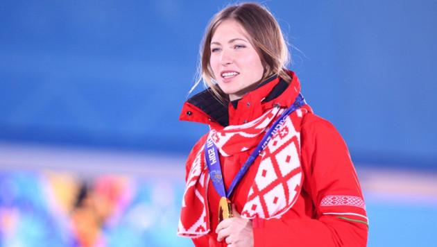 Названы лучший спортсмен и спортсменка Олимпиады в Сочи