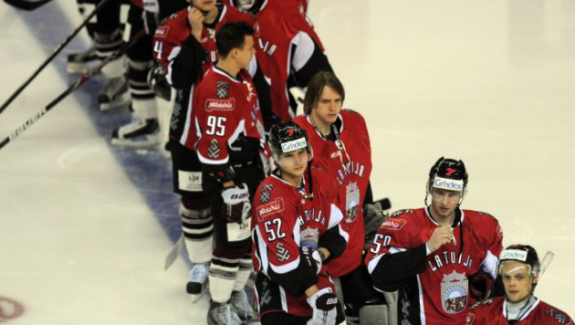 Сборную Латвии по хоккею могут дисквалифицировать из-за допинга