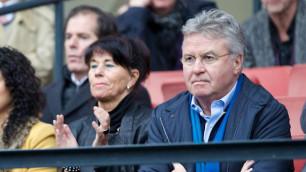Хиддинк подтвердил свое назначение главным тренером сборной Голландии по футболу