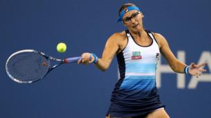 Ярослава Шведова поднялась на 15 строчек в рейтинге WTA